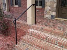 Iron Banister Rails Exterior Wrought Iron Handrail Railing Mediterranean Porch