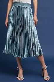 pleated skirt gemma pleated midi skirt anthropologie