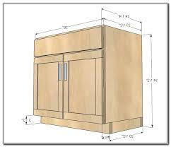 Vanity Dimensions Standard Standard Kitchen Drawer Width U2013 Iner Co