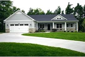 ranch style home plans with basement simple ranch style home plans house plans ranch walkout basement