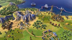 Runescape 2007 World Map by Civilization Vi The Reasoning Behind The Game U0027s New Art Style