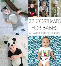 Newborn Baby Costumes Halloween Homemade Halloween Costumes Babies
