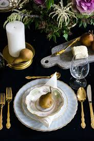 Pictures Of Table Settings 127 Best Thanksgiving Table Decor U0026 Settings Images On Pinterest