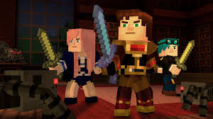 minecraft story mode episode 6 a portal to mystery xbox one