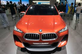 future bmw concept a glance into the future the bmw concept x2 in shanghai