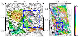Italy Earthquake Map Remote Sensing Free Full Text Source Parameters Of The 2016