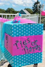 baby shower gender reveal 46 best my gender reveal party images on gender reveal