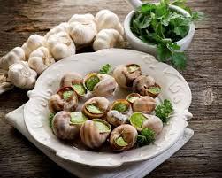 cuisiner l ail recette escargots à l ail et aux échalotes