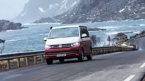 bmw volkswagen van vw california 2017 review camping at the arctic circle by car
