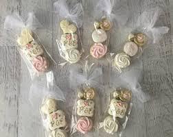 favor cookies wedding cookie favor etsy