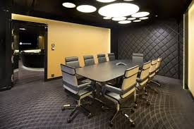 Modern Office Interior Interior Design And Architectural Plan Of A Modern Bank Founterior