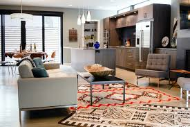 Contemporary Kitchen Rugs Kitchen Room Design Ideas Bookcases Glass Doors Kitchen