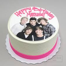 edible print one direction edible image print empire cake
