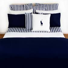 Ralph Lauren Comforter Queen Polo Player Duvet Cover Navy Double Duvet Polos And Navy