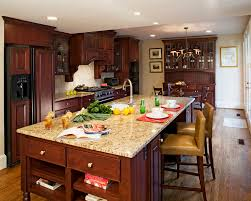 Backsplash With Venetian Gold Granite - new venetian gold granite kitchen traditional with cabinets backsplash