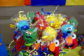 sesame street party birthday party ideas photo 12 of 24 catch