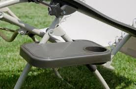 Folding Recliner Chair Duragood Zero G Anti Gravity Extra Wide Folding Recliner Chair W