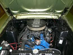 1967 mustang 289 engine mustang gt california special