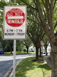 Anonymous Letters Legality by Robert Dyer Bethesda Row Leland St Turn Restrictions Violate