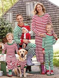 pajamas family look matching clothes
