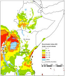 Africa Climate Map by Some Like It The Influence And Implications Of Climate Change