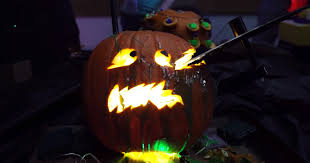 you have to watch nasa u0027s high tech pumpkins in action wired