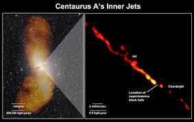 Radio Locator App Nasa Radio Telescopes Capture Best Ever Snapshot Of Black Hole Jets