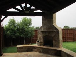 Outdoor Fireplaces Pictures by Outdoor Fireplace Inspiration Pictures Texas Best Fence