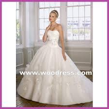 robe de mari e magnifique robe de mariée magnifique organza et tulle robes princesse style 1615