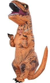 Inflatable Costume Halloween 10 Jurassic Costumes Images Halloween