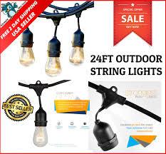 Outdoor String Lights Vintage by Outdoor String Lights Garden Lighting Garden U0026 Patio