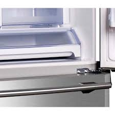 Haier French Door Refrigerator Price - haier hb21fc45ns 20 6 cu ft french door bottom mount