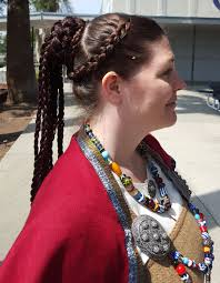women u0027s hairstyles through the ages best of viking age head