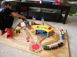 Make Wooden Toy Train Track by Diy Train