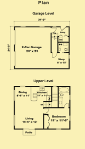 guest house floor plan rustic guesthouse 2 car garage with 2 bedroom apartment