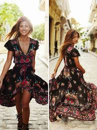hippie style 40 hippie style boho summer outfits for women