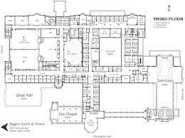 highland park united methodist church building maps click to enlarge the image