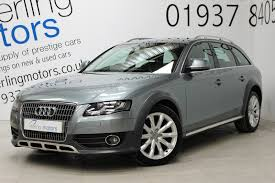 used audi a4 allroad manual for sale motors co uk