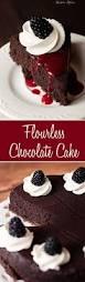 the best flourless chocolate cake ashlee