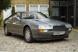 aston martin zagato black 1986 aston martin v8 zagato coupe hexagon