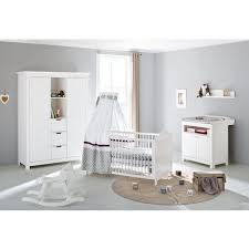 chambre bébé avec lit évolutif set de 3 pièces pour chambre bébé avec lit évolutif 140x70 cm