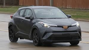 2018 toyota c hr will 2018 toyota c hr spied in u s guise
