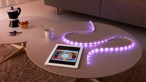 Diy Led Light Strip by Philips Friends Of Hue Review Iris And Light Strips Expert Reviews