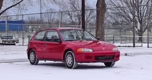 a 1995 honda civic hatch may be the only car you u0027ll ever need