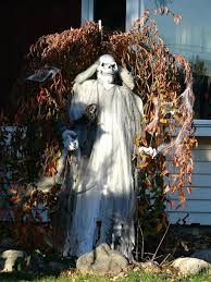 rear patio designs halloween porch decorating idea for those who