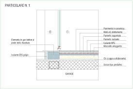 Bagno Dwg by Progetto Termotecnico Di Un Edificio Residenziale
