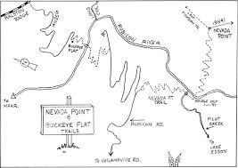 Buckeye Trail Map Buckeye Flat Trail Get Off Your Gass