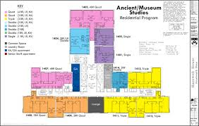 Upenn Map Floor Plans College Houses U0026 Academic Services