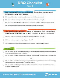 ap world history period 6 study guide 2017 ap history dbq checklist albert io