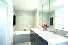 Bathroom Medicine Cabinets Recessed Large Mirrored Medicine Cabinet Fancy Large Mirror Bathroom